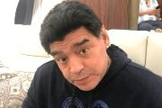 Maradona, the one-time feared marksman, hosts teleSUR's #DeLaManoDelDiez World Cup soccer show.