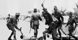 Los disturbios ocurridos a finales de la década de los 50 iniciaron el proceso independentista.