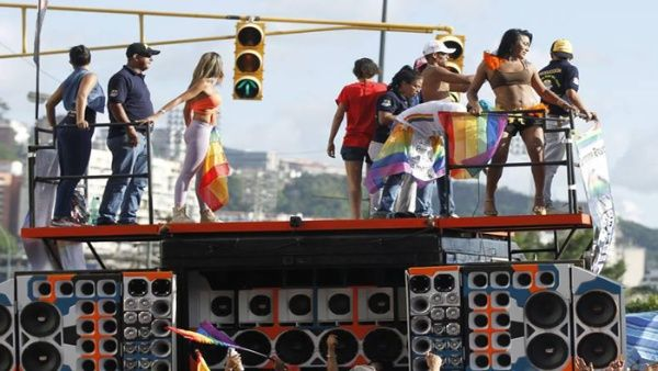 In Venezuela, over 40,000 people are expected to participate in the Pride Parade this Sunday, celebrating