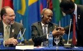 Heads of several Caribbean governments in last year