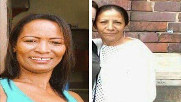 Aún se desconocen los culpables de los asesinatos de Cortés (d) y Estupiñan (i).