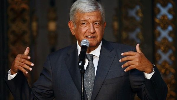 Amlo Seeks To Work In Agreement With Mexicos Business Sector