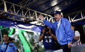 "As Nicaragua celebrates the 39th anniversary of the Sandinista Revolution, Ortega said, ""The people have one objective: peace."""