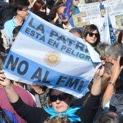 Argentina, 9 de julio: Por la independencia, contra el FMI y la base militar de USA