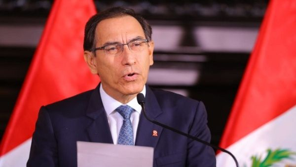 Small changes to the current system will not be enough, hence his decision to institute a revolution to the judicial administration, President Vizcarra said.