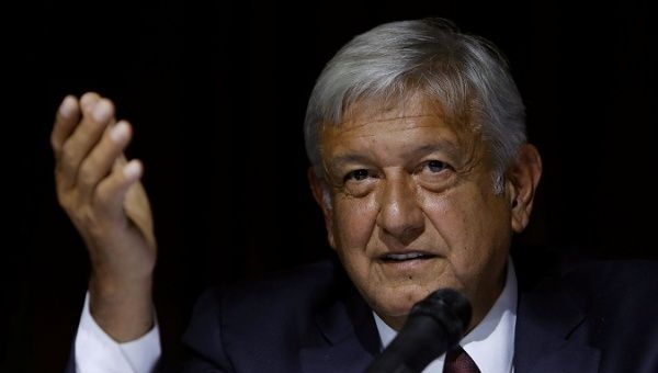 AMLO will assume the office of Mexico