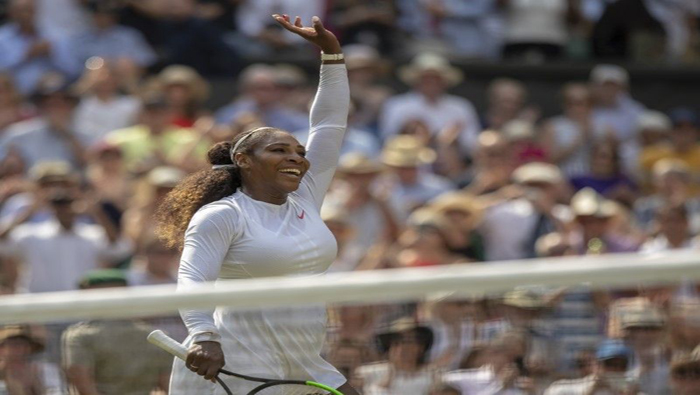 Williams se enfrentará el sábado a la alemana Angelique Kerber, con quien disputó la final del torneo en 2016.