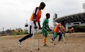 The team hopes to follow in the footsteps of Nigeria's Paralympians.