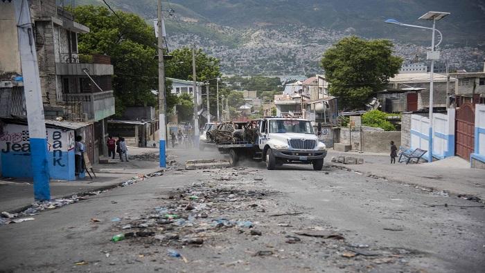 La Organización de Naciones Unidas (ONU) hizo un llamado a la calma de todas las partes involucradas en el conflicto desatado en Haití por el incremento de las gasolinas.