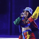 "Cardi B performs ""Finesse"" at the 60th Annual Grammy Awards in New York, on Jan. 28, 2018."