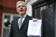 Possible hand-over of Julian Assange to the UK may be imminent.