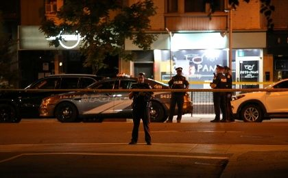 Shooting in Toronto, 9 injured and shooter dead