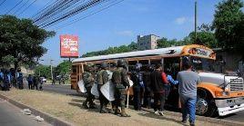 El Consejo Nacional del Transporte de Honduras (CNT) aunció paralizarán las actividades de forma indefinida.