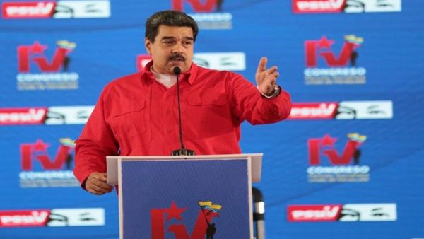 El mandatario reiteró la importancia de la unión para solucionar los problemas de la nación suramericana.