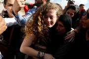 Palestinian Resistence Icon Ahed Tamimi Freed