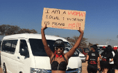 """My body, my choice! #TheTotalShutDown #TotalShutdown #IWillMarch Our bodies are not your crime scenes!"""