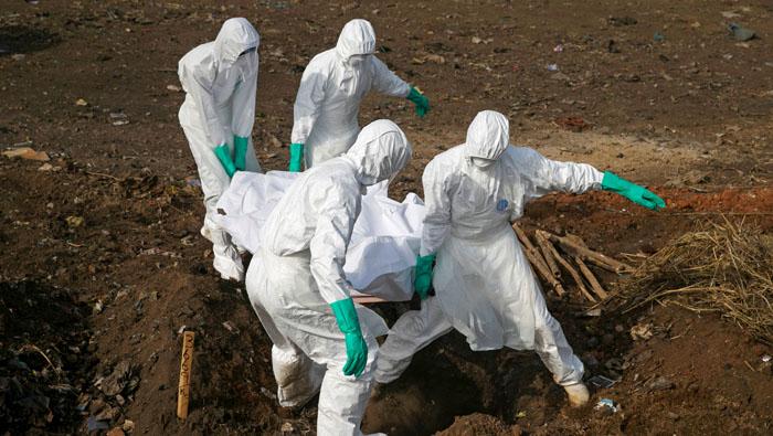 Registran 63 muertes por ébola al noreste del Congo