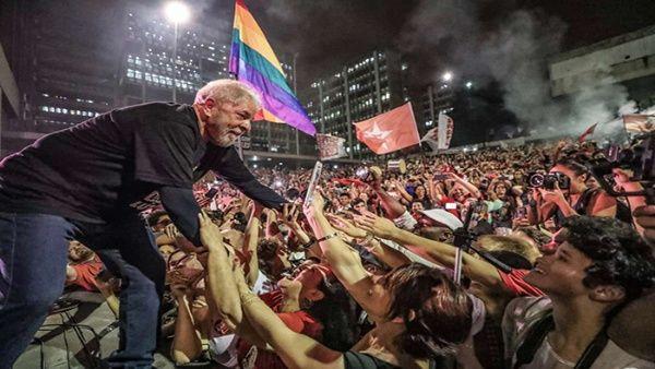 Lula da Silva se encuentra en prisión desde hace casi cuatro meses.