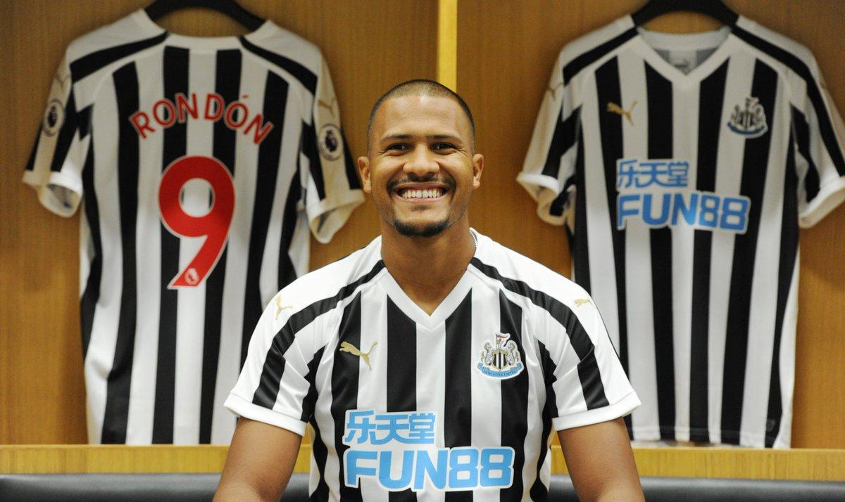 Salomón Rondón es el nuevo delantero del Newcastle | Noticias ...