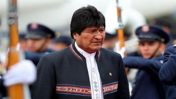 Una vez más el mandatario de Bolivia reitera su total apoyo a la democracia venezolana.
