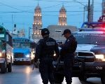 Police patrol the streets in Ciudad Juarez, Mexico August 6, 2018.