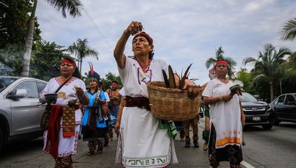 international day of the indigenous peoples and folklorism
