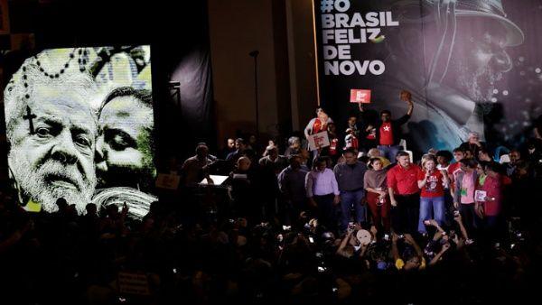 La presidenta del PT, Gleisi Hoffmann, confía en que Lula da Silva estará en la urna electrónica.