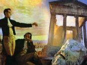 En el Monte Sacro, el joven Bolívar anuncia su propósito de alcanzar la libertad y la justicia social de América Latina y el Caribe.