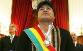 Evo Morales has led the country since 2006 and has been granted the right to run again in 2019.