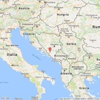 Sismo de 4,1 sacude Bosnia y Herzegovina