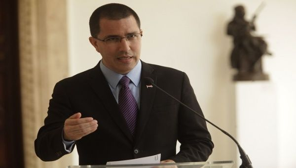 """There are many perverse interests that will be neutralized by the Economic Recovery Plan,"" said Arreaza."