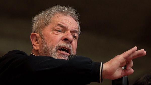 Lula sa Silva permanece en prisión desde el pasado abril.