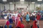 The Assembly of Indigenous Peoples of Honduras, in Tegucigalpa, August 16, 2018.