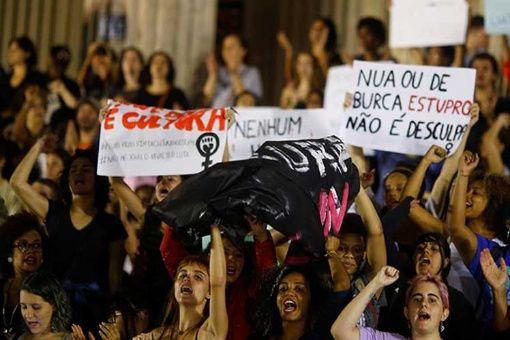 Cuando Dilma Rousseff estaba en la Presidencia la Casa de la Mujer Brasileira funcionaba como un Ministerio, mientras que con Michel Temer se perdió.