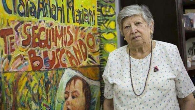 Hasta Siempre: La lucha de Chicha, abuela de la Plaza de Mayo | En  Profundidad | teleSUR