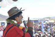 President Evo Morales rejected the Argentinian militarization of the border as it aims to frighten Bolivia.