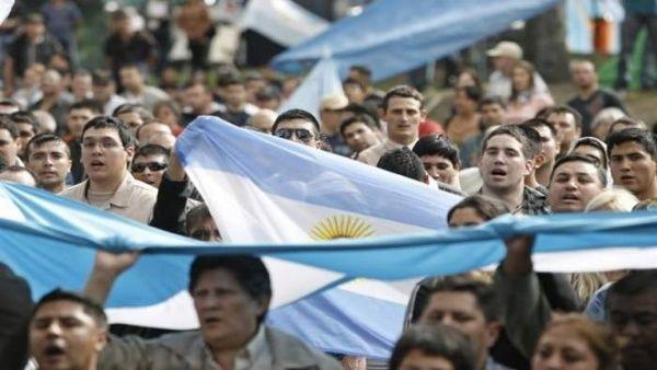 Resultado de imagem para MANIFESTACIONES ARGENTINAS