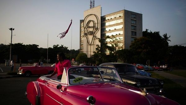 In an annual report, Cuba