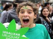 A partir de 2014,  Uruguay se convirtió en el primer país del mundo en legalizar la venta y el cultivo de marihuana plenamente.