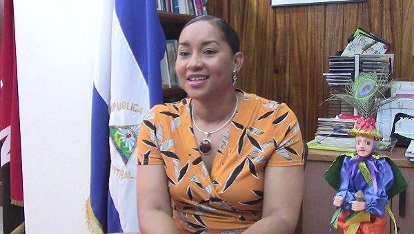 Anasha Campbell, co-director of Nicaragua