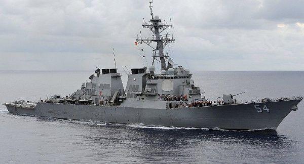 El 25 de agosto entró en el mar Mediterráneo el destructor Ross con 28 misiles Tomahawk, capaces de alcanzar cualquier región en Siria.