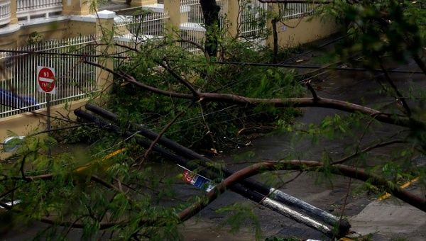 Category 5 hurricane Maria devastated Puerto Rico in September 2017.