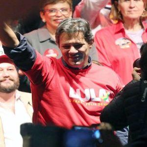 Brasil: Candidato del PT avanza en las encuestas
