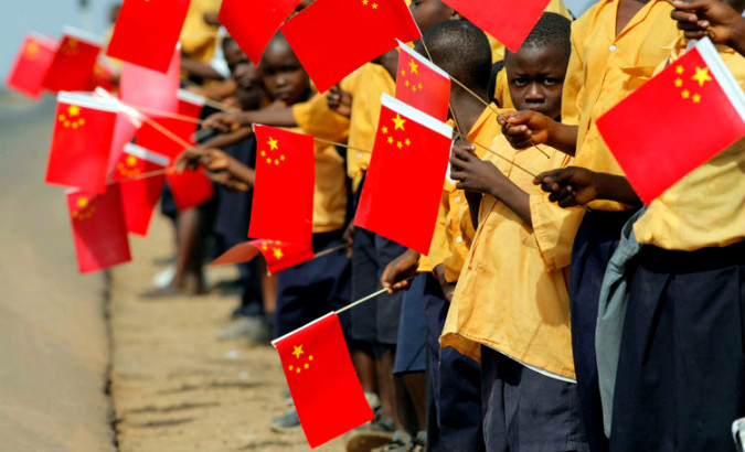 UN chief said strengthening ties between China and the African continent will improve global development patterns.