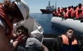 Immigrants are taking more risks due to heightened security along the Libyan coast, said UNHCR special envoy Vincent Cochetel.