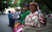 Among the list of demands were to establish a national holiday and award to honor Mexico's female indigenous defenders.