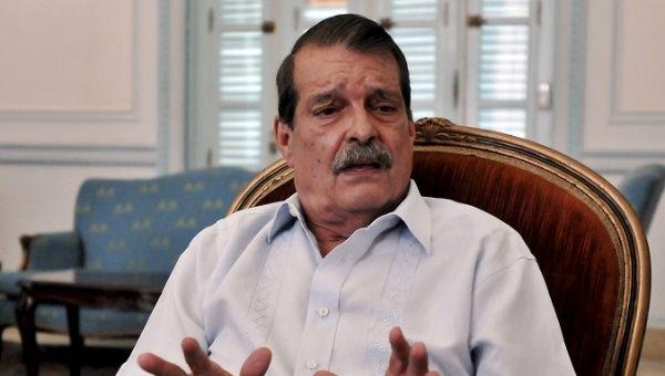 Cuba rejects U.S. interventionism in Nicaragua and Venezuela.