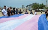 Transwoman association details more than 50 trans-candidates in Brazil