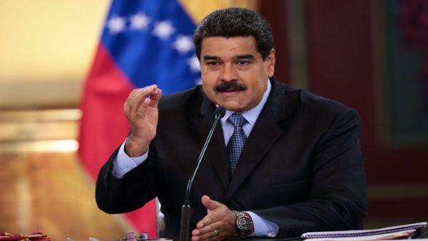 Uno de los objetivos era planear un golpe de Estado contra el presidente venezolano Nicolás Maduro.