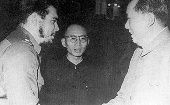 Revolutionary Leaders Mao Zedong and Che Guevara